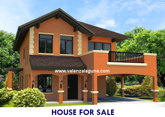 Valenza Sta. Rosa - Designer 211 House for Sale in Sta. Rosa, Laguna